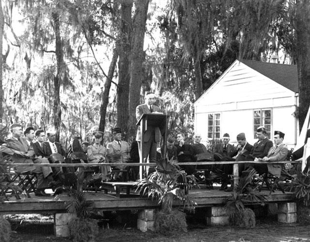 Dedication-of-Flavet-Village-II-on-the-University-of-Florida-campus