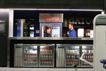 Gatorade fuel bar