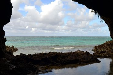 Bahamas Cave