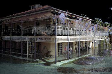 Cedar Key Hotel artwork