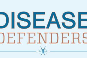 disease defenders artwork