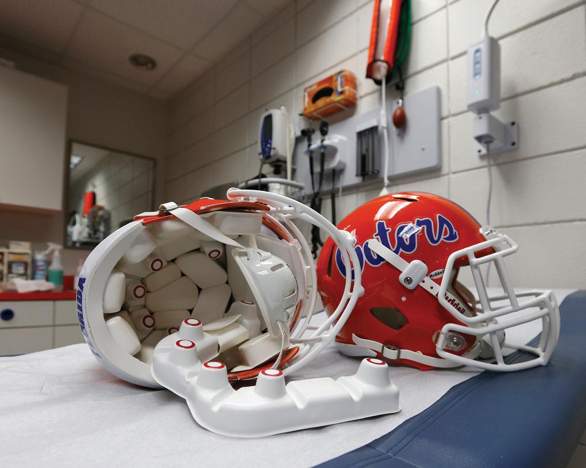 Gator-helmets