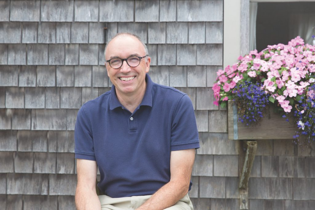 Michael May, executive director of Nantucket Preservation Trust, says the contributions of PIN students have an extraordinary impact on documenting the island's history.