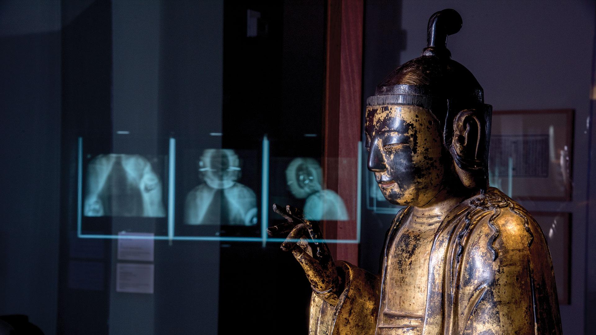 Harn Museum: Korean Bodhisattva
