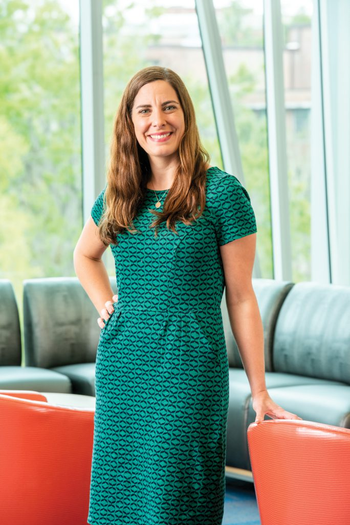 UF psychology Associate Professor Kate Ratliff