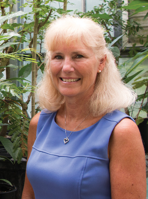 Pam Soltis portrait