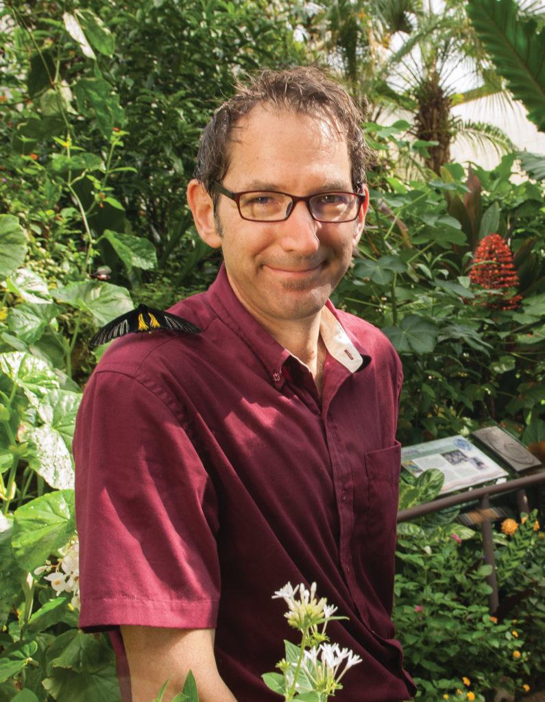 Portrait of Robert Guralnick